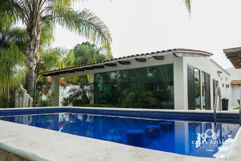 Casa Ceiba, alquiler de vacaciones en San Juan Cosalá