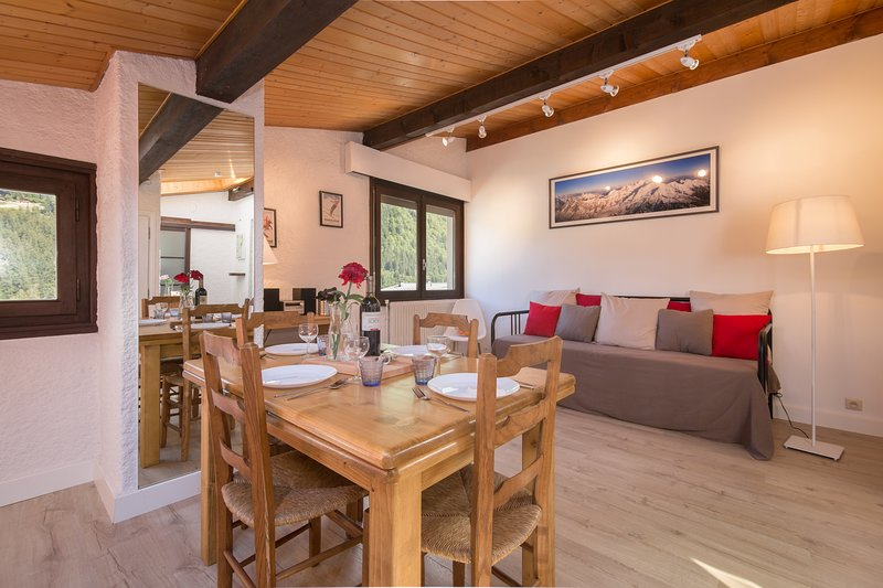 Appartement Le Carlaveyron, holiday rental in Chamonix