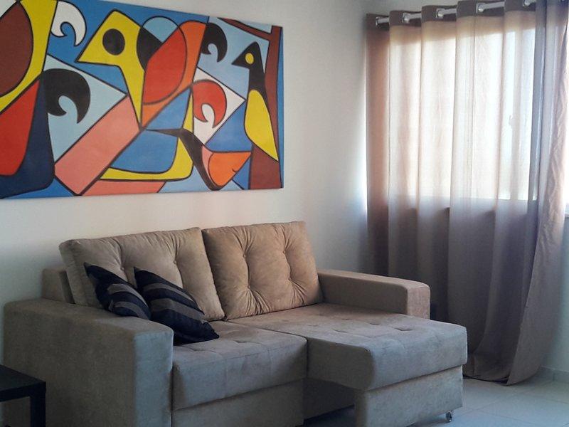 Apartamento mais charmoso da praia do futuro, aluguéis de temporada em Fortaleza