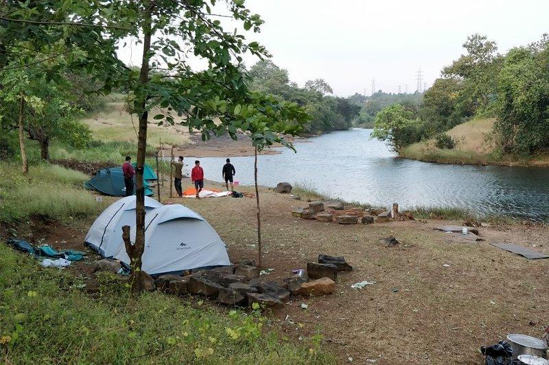 Devkund Adventure Tourism - Devkund Waterfall Trek & Camping, vacation rental in Raigad District