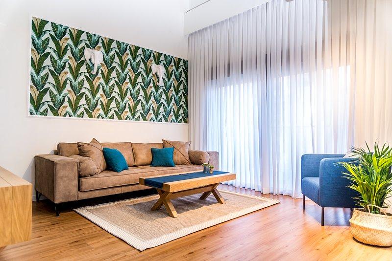 Sea & City Home, aluguéis de temporada em Ben Ami