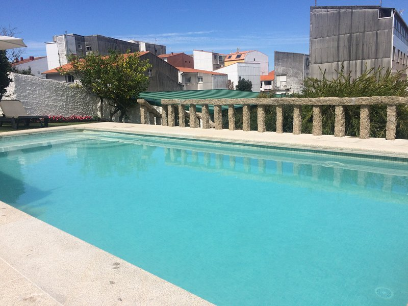 Alquilo Piso con Piscina - Alojamiento 1473830, location de vacances à El Grove