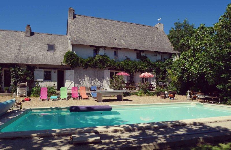 Le Logis des Gabelous, vacation rental in Saint-Florent-le-Vieil