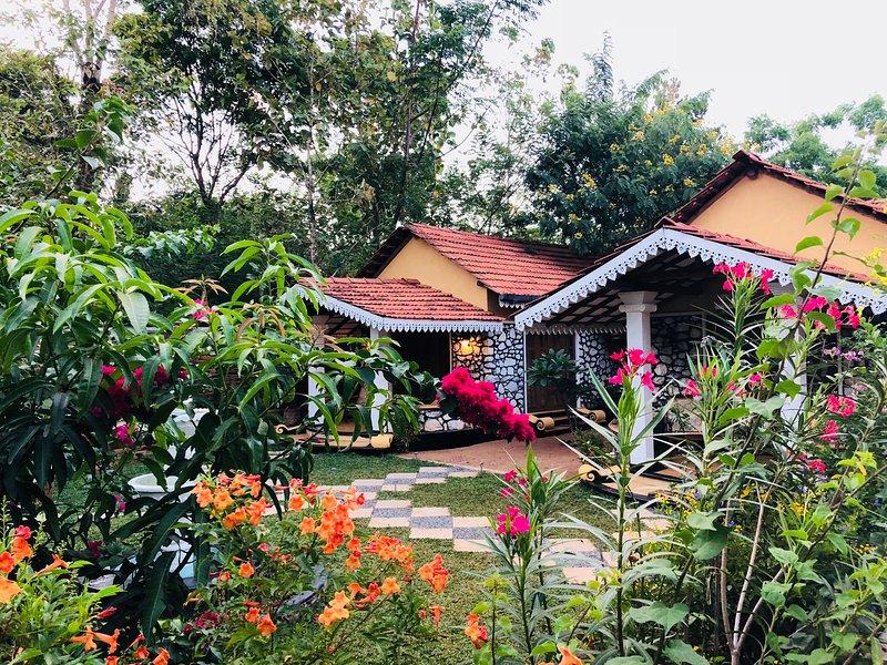 Plumeria luxury villa udawalawa, holiday rental in Embilipitiya