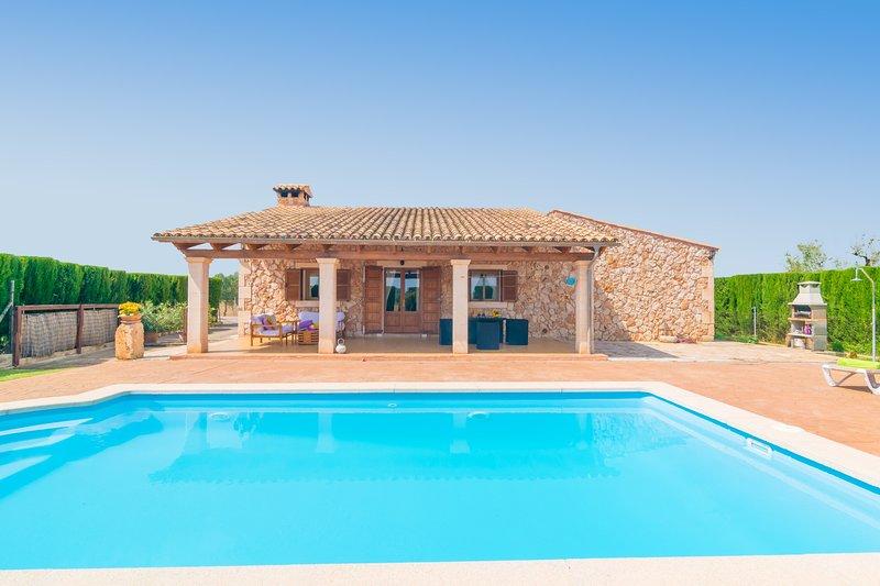 CAN GRAU PETIT - Villa for 4 people in SENCELLES, vacation rental in Sencelles