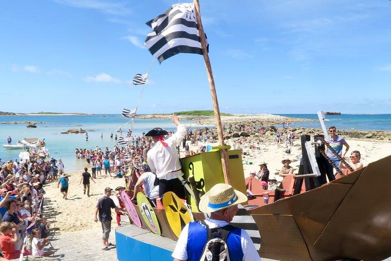 Feriados e Ambiances na Bretanha. 13 belas praias em Trégastel