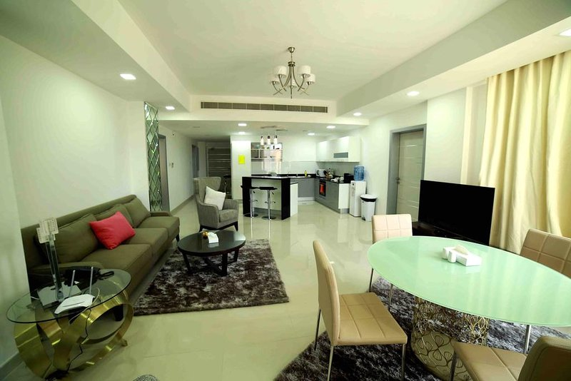 Seef Avenue Suites One Bedroom 4, holiday rental in Al Muharraq