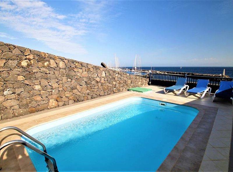 Cortijo Mar 15, vacation rental in Puerto Calero