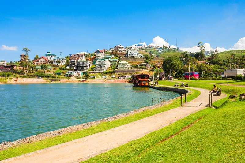 Lake View Bungalow, aluguéis de temporada em Nuwara Eliya