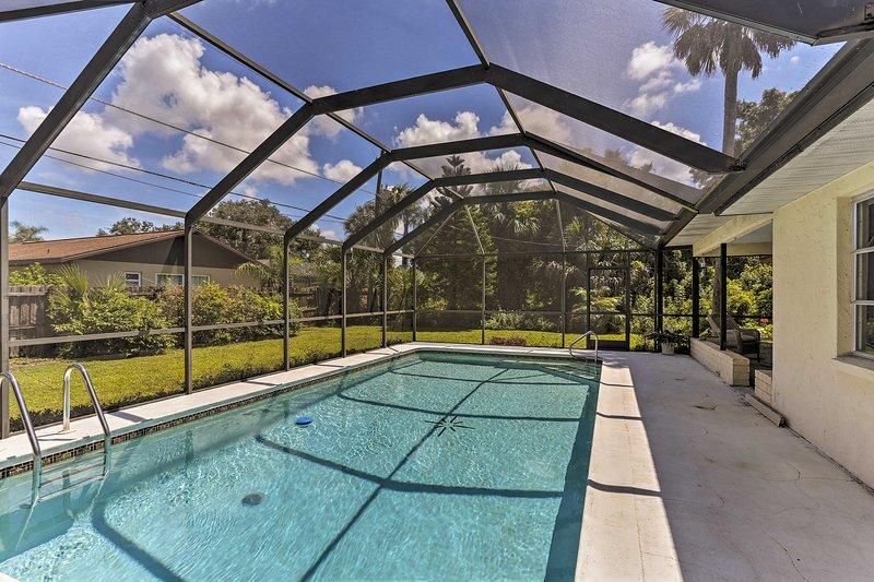 Cette propriété de Port Charlotte est la parfaite escapade familiale en Floride!