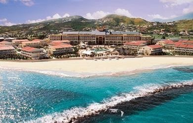 Marriott's St. Kitt's Beach Club: 2-Bedrooms / 2 Baths, Sleeps 8, Full Kitchen, vacation rental in Basseterre