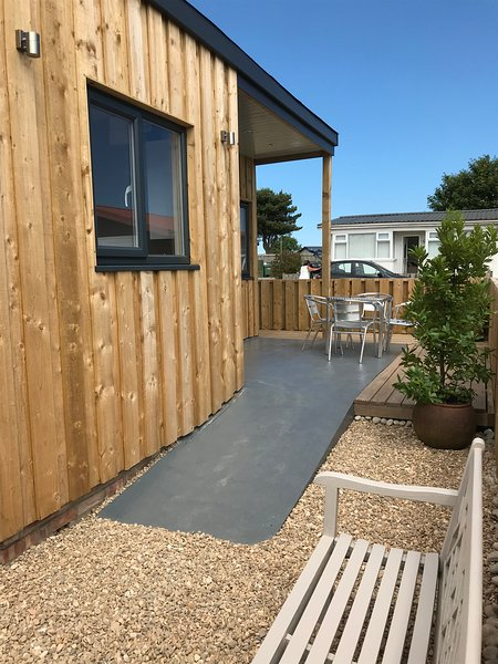 Chalet 137, South Shore, Bridlington Bay, vacation rental in Bridlington