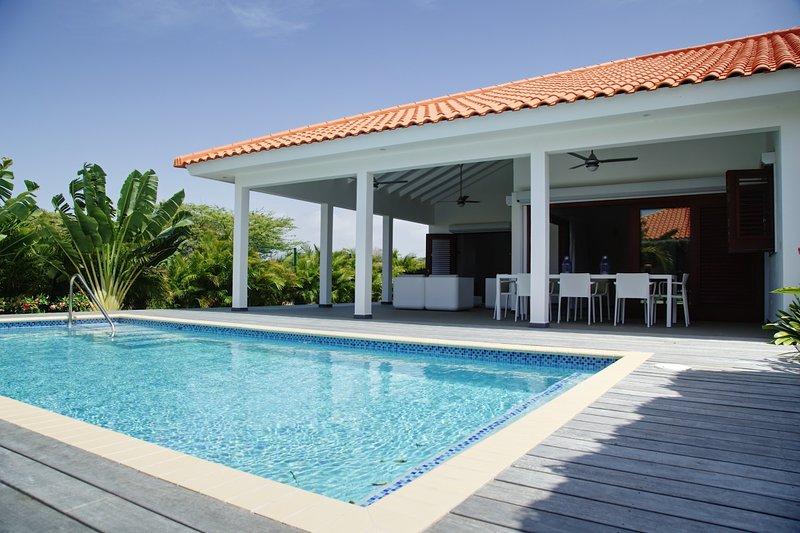 Flamboyan Villa Curacao, location de vacances à Santa Catharina