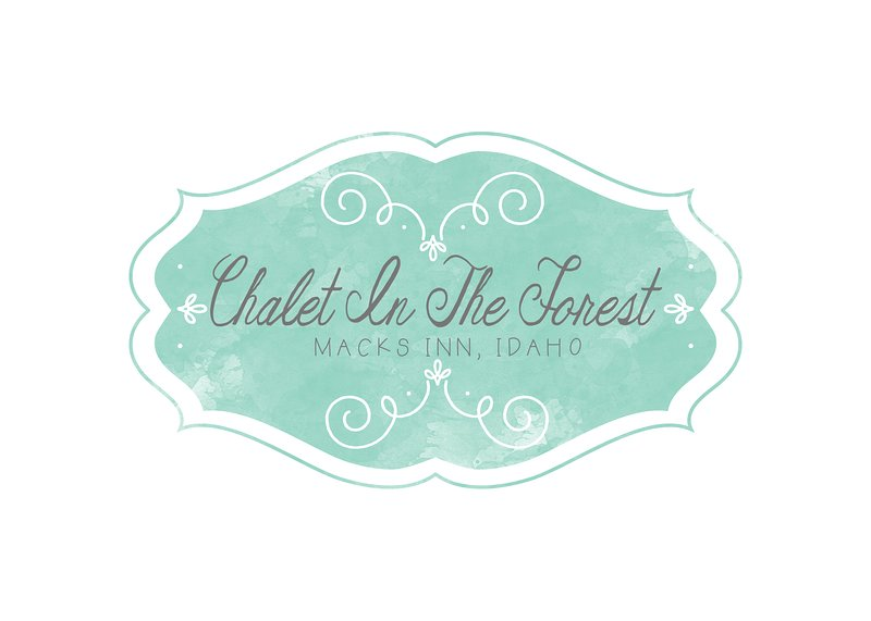 Chalet In The Forest Logo