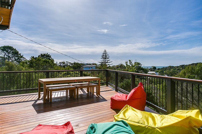 L'Ciabot - Seaview Tranquility - Rye, vacation rental in Rye