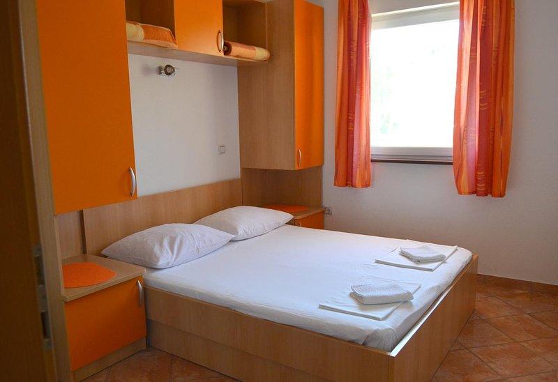 Dormitorio 1, Superficie: 9 m²