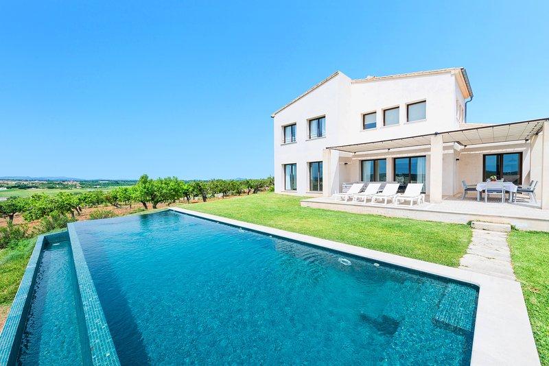 CAN SAL  - Villa for 6 people in ARIANY, alquiler de vacaciones en Ariany