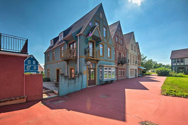 ¡Esta casa de alquiler de vacaciones garantiza un retiro revitalizante!