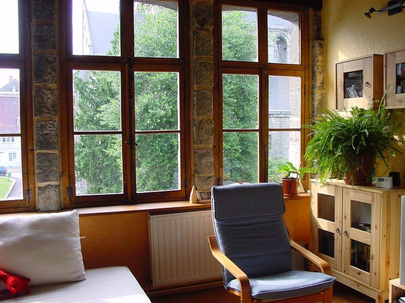 Gite de Patrimoine Tournai Grain d'Or 1, Quartier historique du centre., aluguéis de temporada em Roucourt