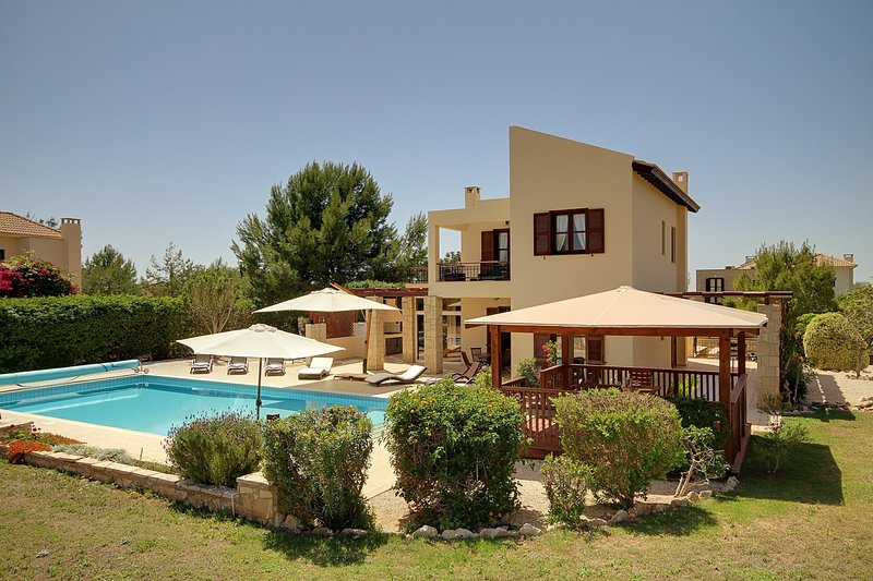 Villa Eleania - Aphrodie Hills Villa - Cyprus, alquiler vacacional en Kouklia