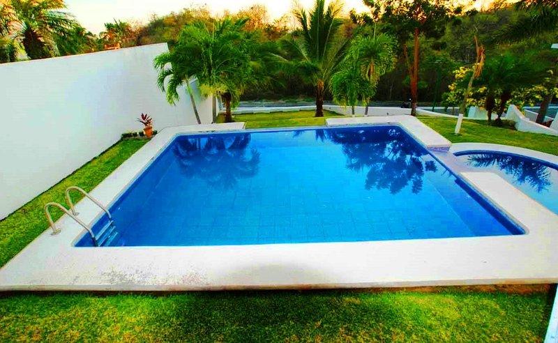 Beautiful Home at Conejos Bay by Villas HK28 !!!, holiday rental in Tangolunda