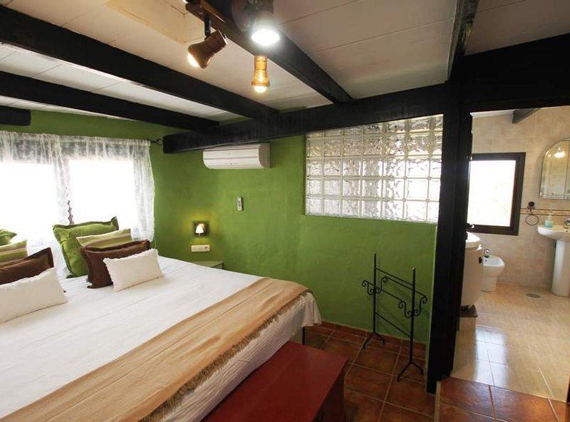 Habitacion Casa Natura 3, vacation rental in El Islote