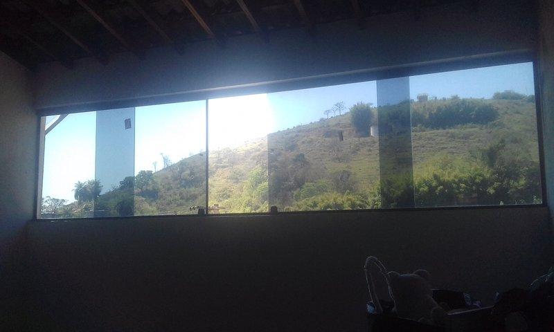 casa para visitantes de Nossa Senhora Aparecida, alquiler vacacional en Moreira Cesar