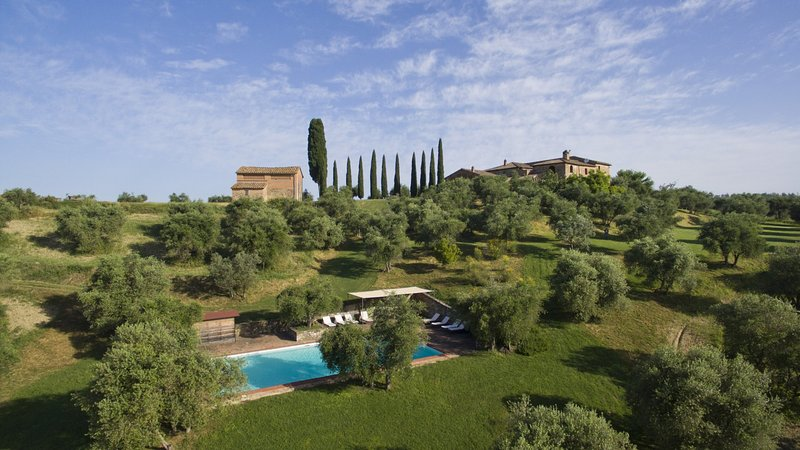 Luxury villa Caselletto, location de vacances à Casanova Pansarine