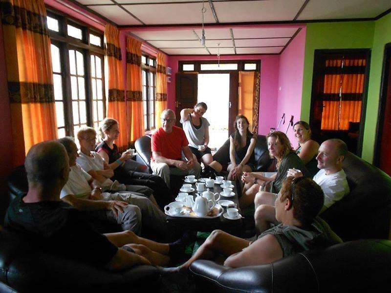 Misty Mountain Lodge Ohiya Room 7, holiday rental in Ohiya