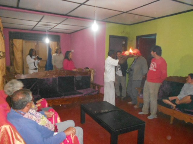 Misty Mountain Lodge Ohiya Room 2, holiday rental in Ohiya