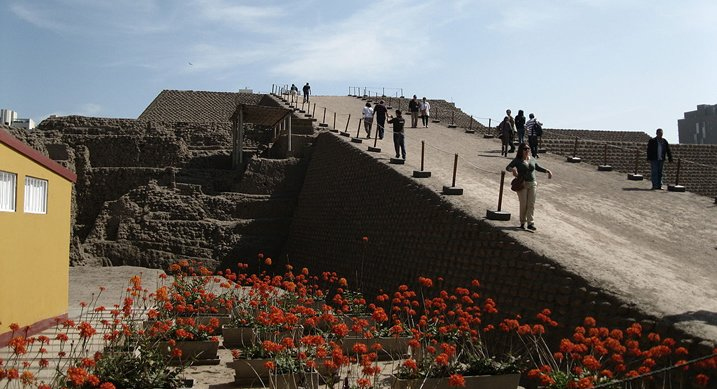 Only a few minutes away from Inca ruins in the heart of the city