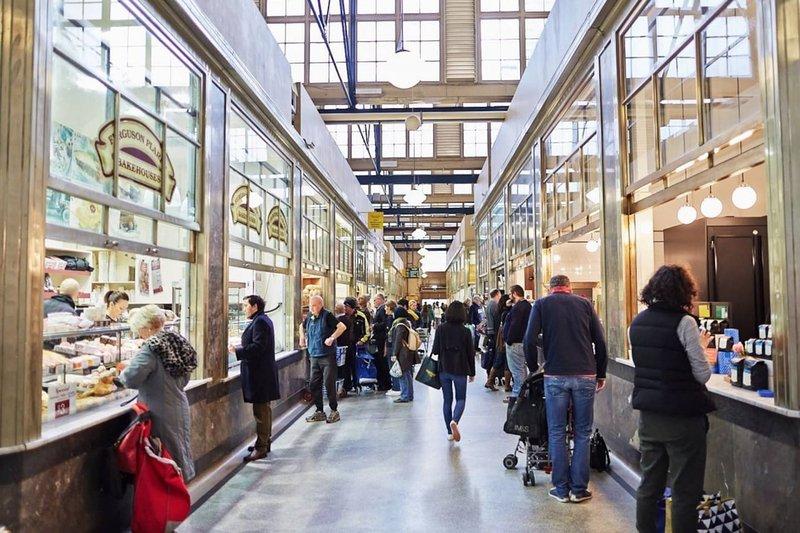 Shop at Queen Victoria Market