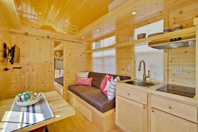 Tiny Luxury in San Jose, location de vacances à San Jose