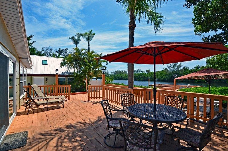 Siesta Heron 7 / Heron House, vacation rental in Gulf Gate Branch