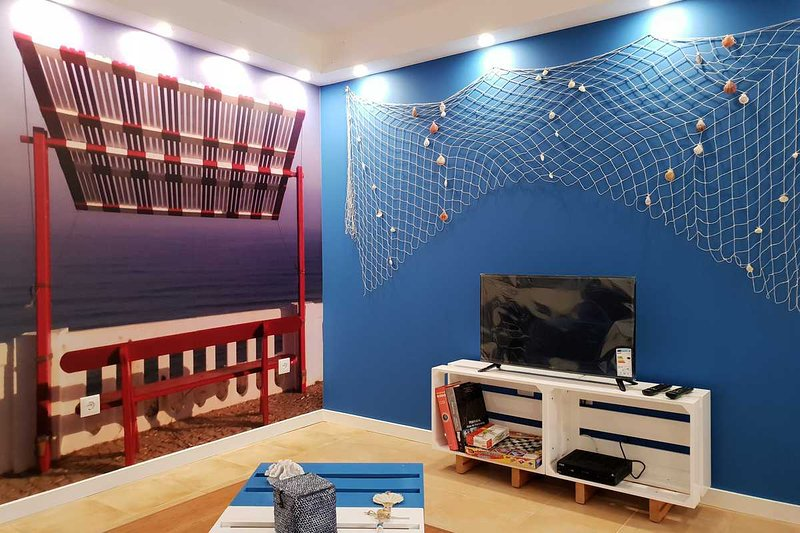Blue Guest House, holiday rental in Santa Cruz