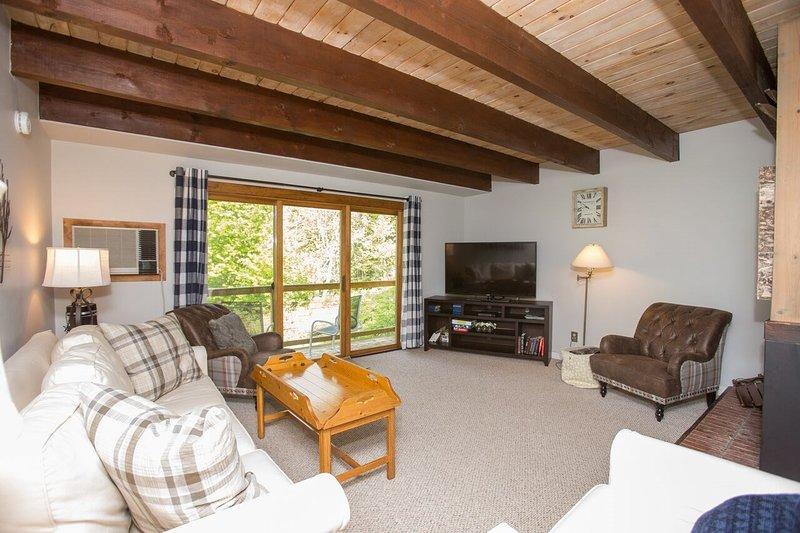 Bem-vindo à nossa acolhedora e rústica casa de 2 quartos em Vermont!