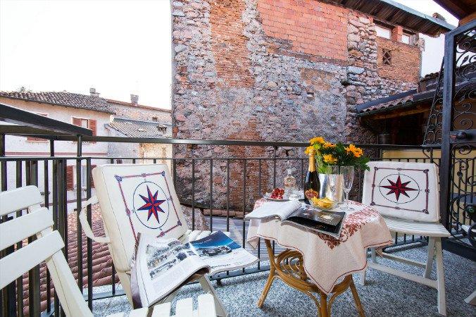 La Romantica, location de vacances à Magliaso