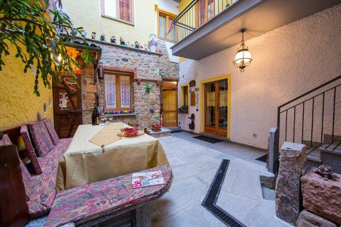 La Casetta, location de vacances à Magliaso
