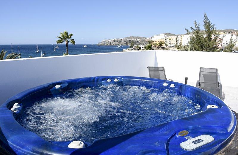 Pura Vida Beach Suite 1C, casa vacanza a Arguineguin