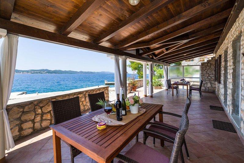 Sali Apartment Sleeps 4 - 5459334, holiday rental in Kornati Islands National Park