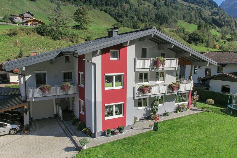 Appartement Gimpl, casa vacanza a Fusch