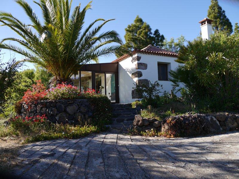 Casa Encanto Rural, alquiler vacacional en Puntagorda