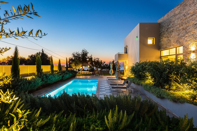 Arion Krini Villa...Surrounded by nature!