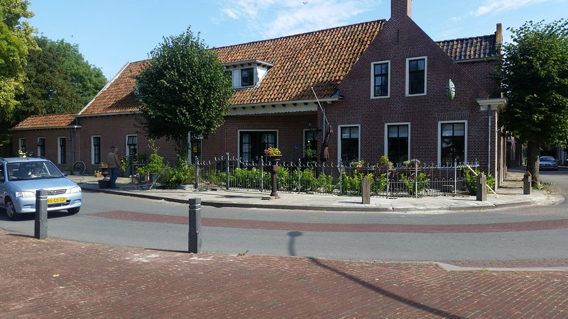 cottage tkoetshuis visvliet close to laurels area