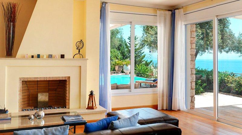 Ypsos Villa Sleeps 8 with Pool and Air Con - 5364664, location de vacances à Pyrgi