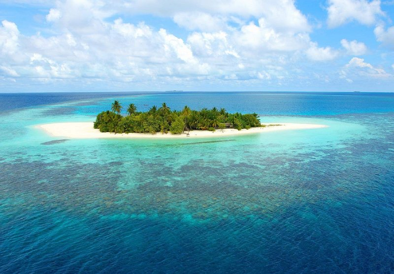 Paguro Beach Inn, holiday rental in Maldives