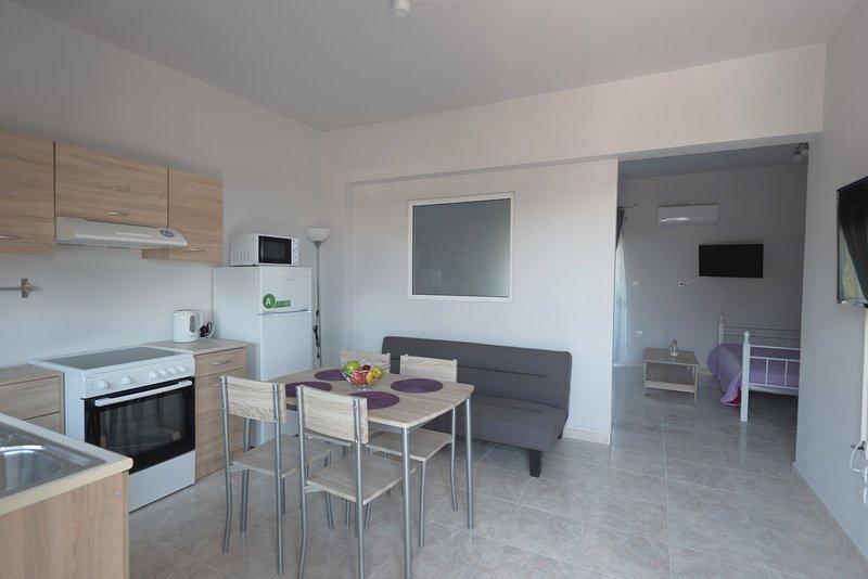 Paulsia#Apartment#2, holiday rental in Maritsa