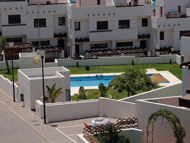 Ultra comfortabele vakantiewoning met zicht op zee en de bergen, voor 4 personen, alquiler vacacional en Almayate Alto