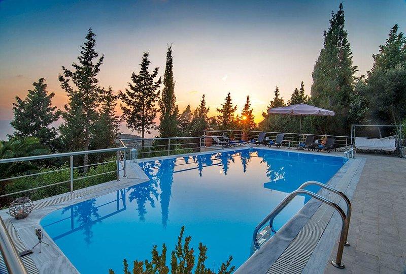 Mylos Villa - Paxos Retreats, holiday rental in Platanos