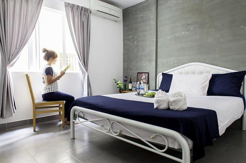 Rachana - Standard Double Room #5, vacation rental in Phnom Penh